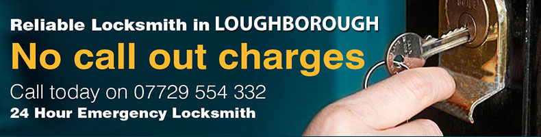 We are now offering a full locksmith service to Loughborough