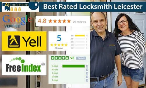 We are one of the best rated locksmith in the area