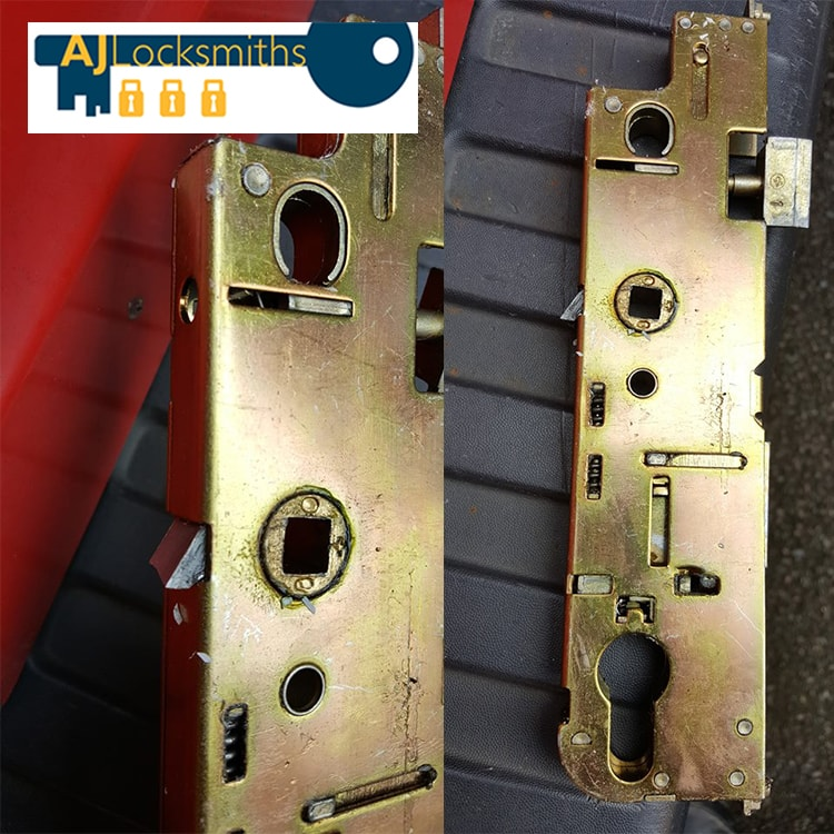 One of the recent locks we've installed for a customer