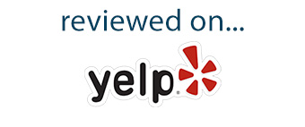 Review taken from our Yelp profile