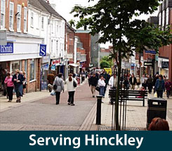 We are here to serve the residents of Hinckley