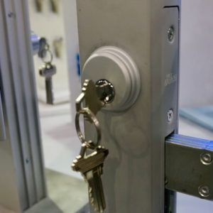 Commercial Locksmith Adams Right Hookbolt